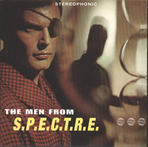 "Men From S.P.E.C.T.R.E.: Untitled, 7"" Single (Vinyl)"