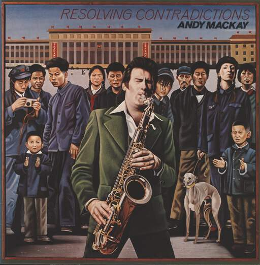 Andy Mackay: Resolving Contradictions, LP (Vinyl)