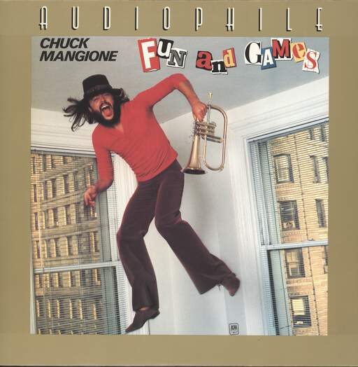 Chuck Mangione: Fun And Games, LP (Vinyl)