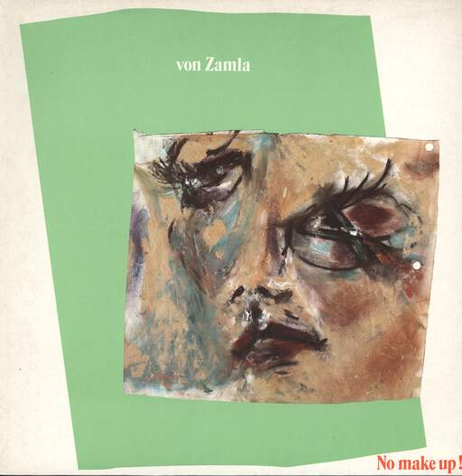 Von Zamla: No Make Up!, LP (Vinyl)