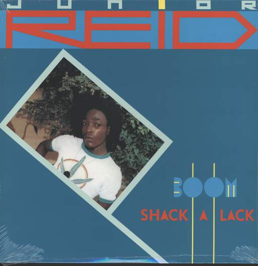 Junior Reid: Boom Shack A Lack, LP (Vinyl)