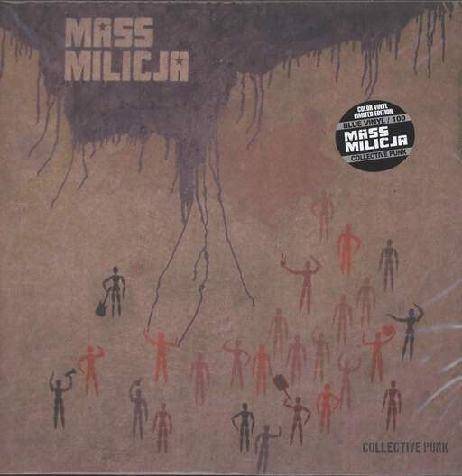 Mass Milicja: Collective Punk, LP (Vinyl)