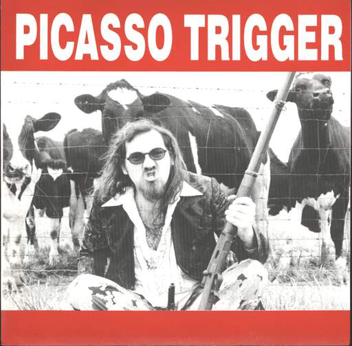 "Picasso Trigger: The Cupcake Cowboy, 7"" Single (Vinyl)"