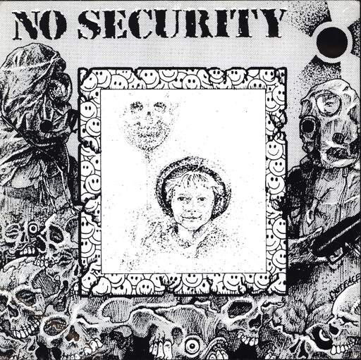 "Crocodile Skink: Crocodile Skink / No Security, 7"" Single (Vinyl)"