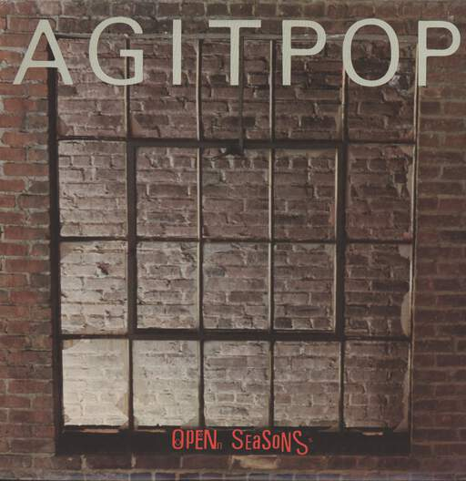 Agitpop: Open Seasons, LP (Vinyl)