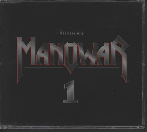 Manowar: Number 1, Mini CD
