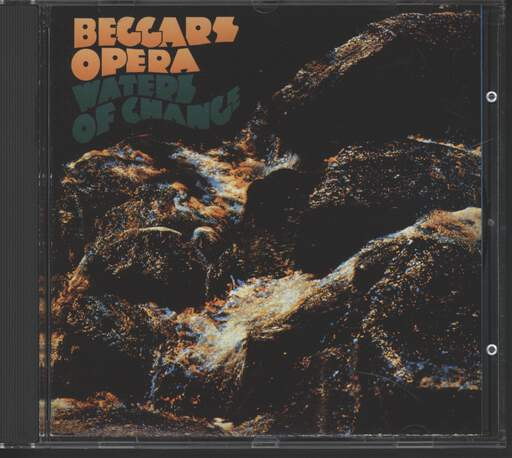 Beggars Opera: Waters Of Change, CD