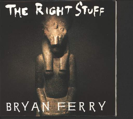 Bryan Ferry: The Right Stuff, Mini CD