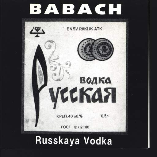 "Babach: Russkaya Vodka, 7"" Single (Vinyl)"