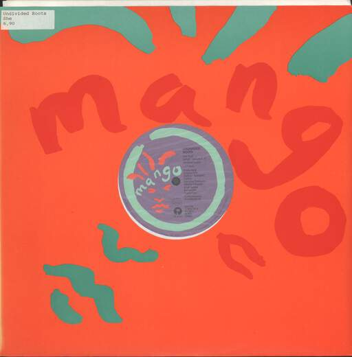 "Undivided Roots: She, 12"" Maxi Single (Vinyl)"