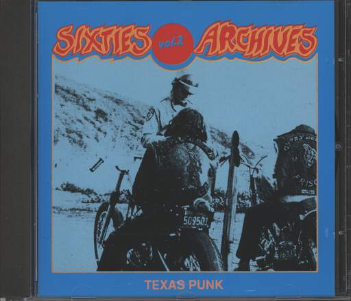 Various: Sixties Archives Vol. 2 Texas Punk, CD