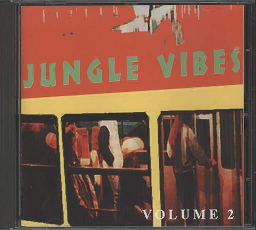 Various: Jungle Vibes Volume 2, CD