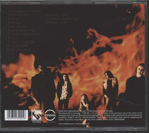 In Flames: Colony, CD