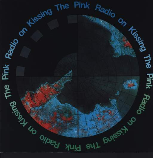 "Kissing the Pink: Radio On, 12"" Maxi Single (Vinyl)"