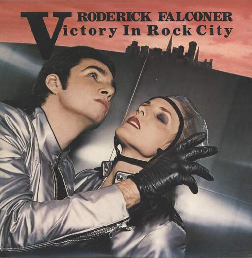 Roderick Falconer: Victory In Rock City, LP (Vinyl)