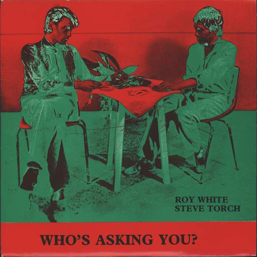 "White & Torch: Who's Asking You?, 7"" Single (Vinyl)"