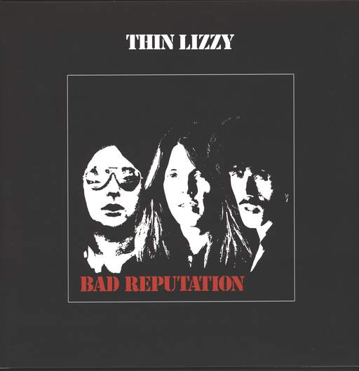 Thin Lizzy: Bad Reputation, LP (Vinyl)