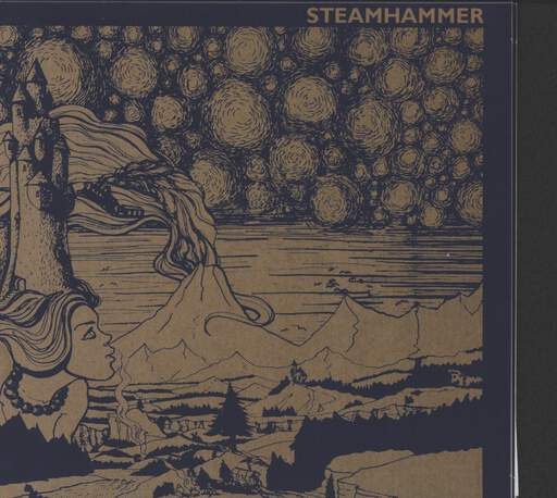 Steamhammer: Mountains, CD