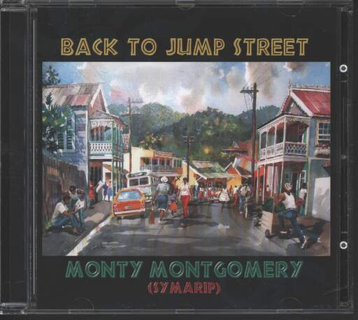 Monty Montgomery: Back To Jump Street, CD
