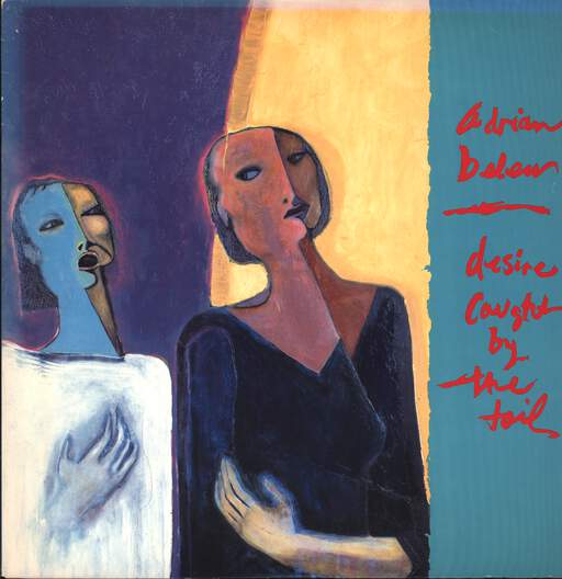 Adrian Belew: Desire Caught By The Tail, LP (Vinyl)