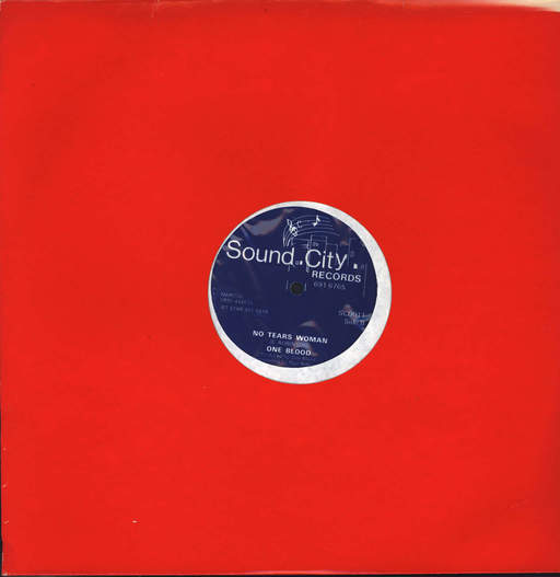 "One Blood: Get In Touch (With Me), 12"" Maxi Single (Vinyl)"