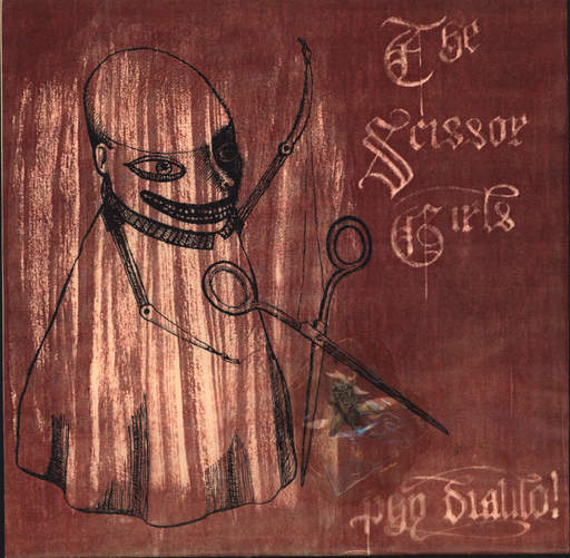 "Scissor Girls: Phy, Diablo!, 7"" Single (Vinyl)"