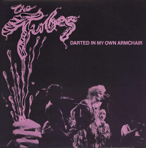 Tubes: Darted In My Own Armchair (An Evening Of Unleashed Linoleum), LP (Vinyl)