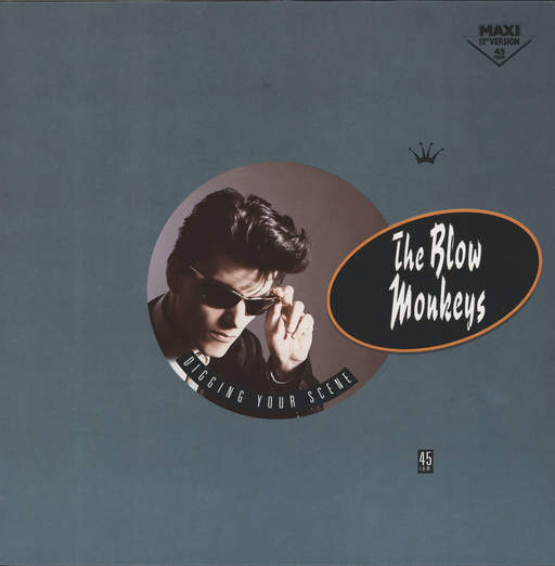 "Blow Monkeys: Digging Your Scene, 12"" Maxi Single (Vinyl)"