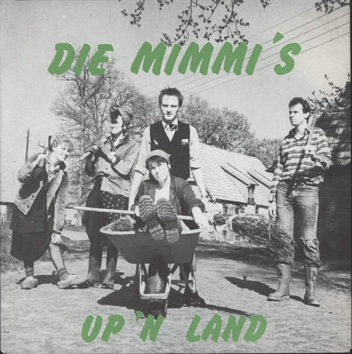 "Mimmi's: Up'n Land, 7"" Single (Vinyl)"