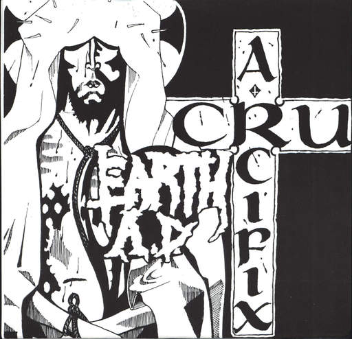 "Earth A.D.: A Crucifix, 7"" Single (Vinyl)"