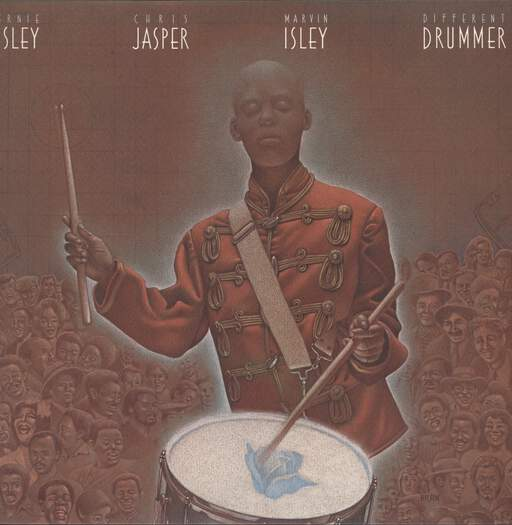 Isley Jasper Isley: Different Drummer, LP (Vinyl)