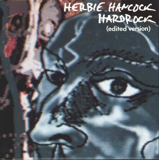 "Herbie Hancock: Hardrock (Edited Version), 7"" Single (Vinyl)"