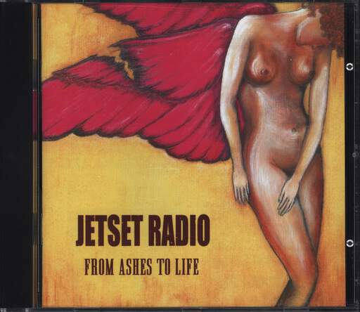 Jetset Radio: From Ashes To Life, CD
