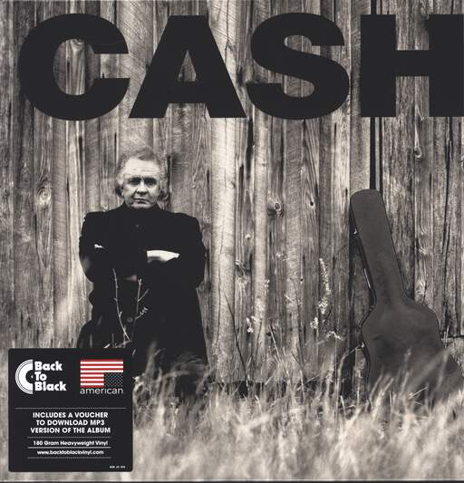 JOHNNY CASH - American II: Unchained - 33T