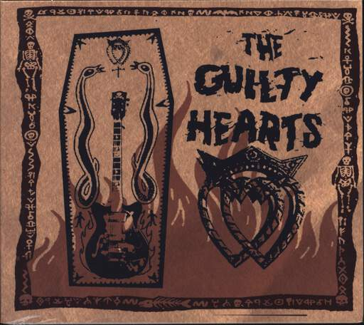 Guilty Hearts: The Guilty Hearts, CD