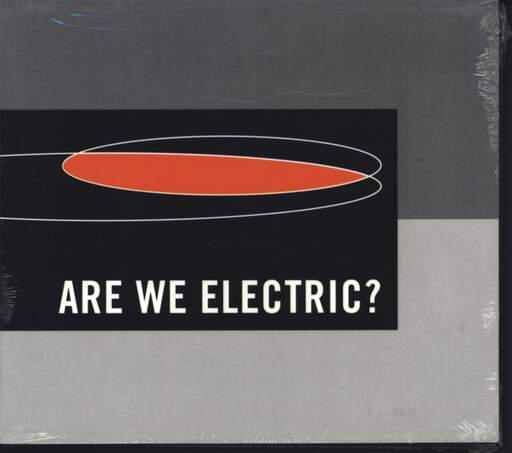 Are We Electric?: StressLoungeMusic, CD