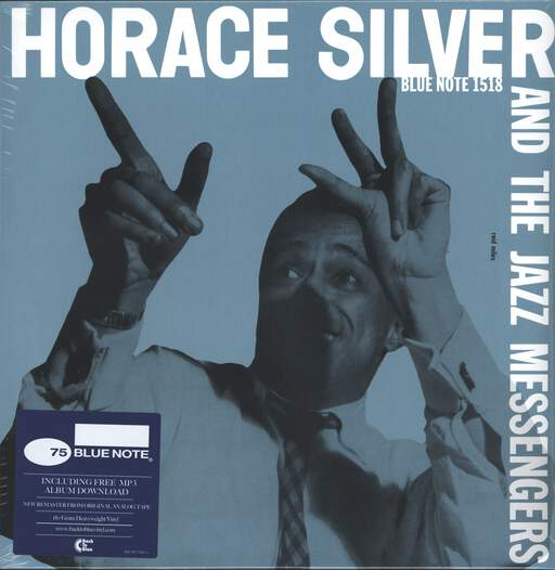 Horace Silver: Horace Silver And The Jazz Messengers, LP (Vinyl)