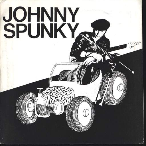 "Johnny Spunky: My Second Coming, 7"" Single (Vinyl)"