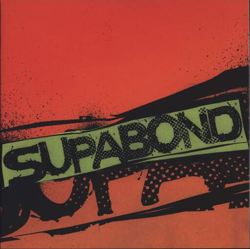 "Supabond: Adrenalin EP (Same), 7"" Single (Vinyl)"