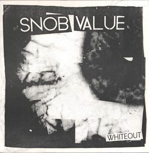 "Snob Value: Whiteout, 12"" Maxi Single (Vinyl)"