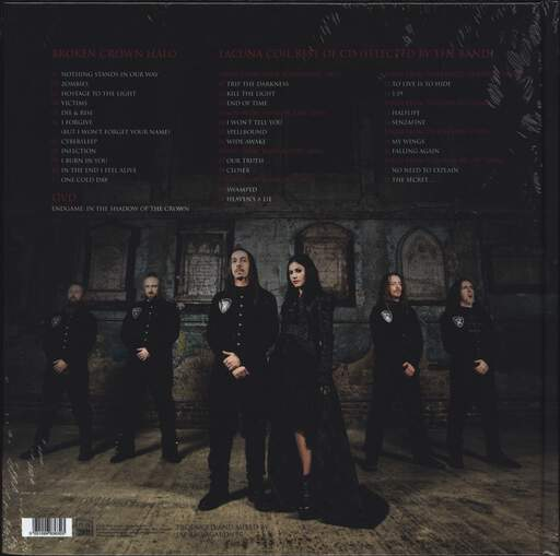 Lacuna Coil: Broken Crown Halo (Limited Deluxe Artbook), CD