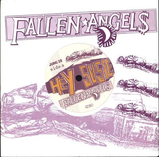 "Fallen Angels: Hey Susie, 7"" Single (Vinyl)"