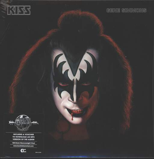Kiss: Gene Simmons, LP (Vinyl)