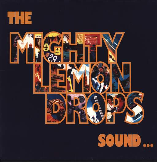 Mighty Lemon Drops: Sound…, LP (Vinyl)