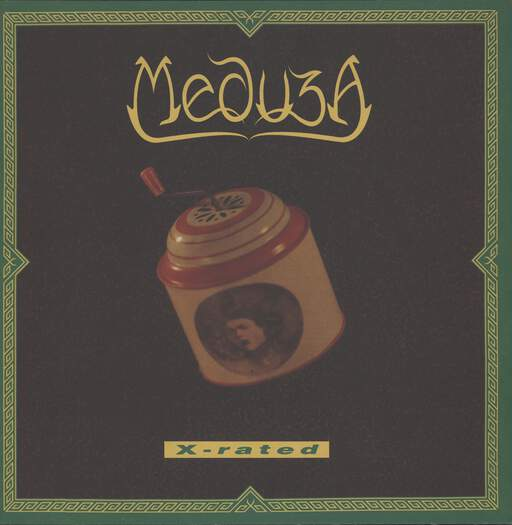 Meduza: X-Rated, LP (Vinyl)