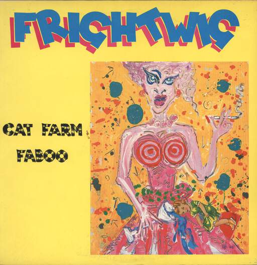 Frightwig: Cat Farm Faboo, LP (Vinyl)
