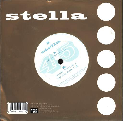 "Stella: O.K., Tomorrow I'll Be Perfect, 7"" Single (Vinyl)"