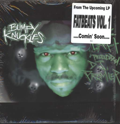 "Bumpy Knuckles: The Lah, 12"" Maxi Single (Vinyl)"