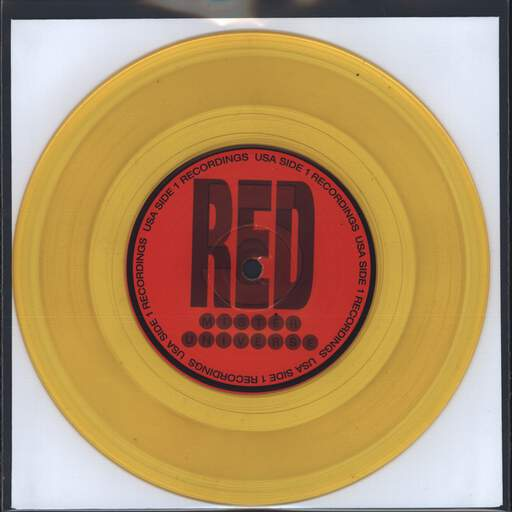 "Red Five: Mister Universe / Hotshot, 7"" Single (Vinyl)"