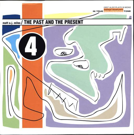 "Matt A. J. Miles: The Past And The Present, 7"" Single (Vinyl)"